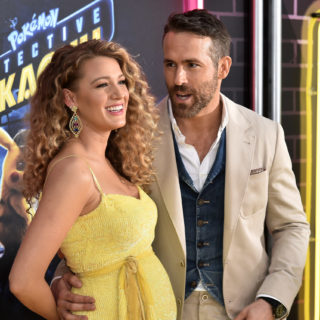 Ryan Reynolds in quarantena con Blake Lively e le figlie