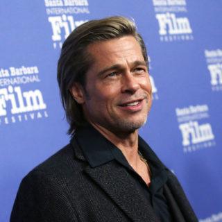 Brad Pitt imita Anthony Fauci