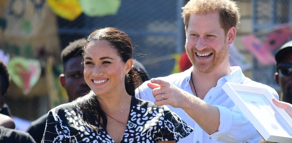Meghan Markle e il Principe Harry vivono in una villa da 16 milioni di euro (foto)