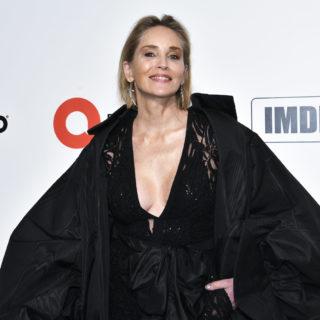 Il messaggio di Sharon Stone alla Croce Rossa italiana