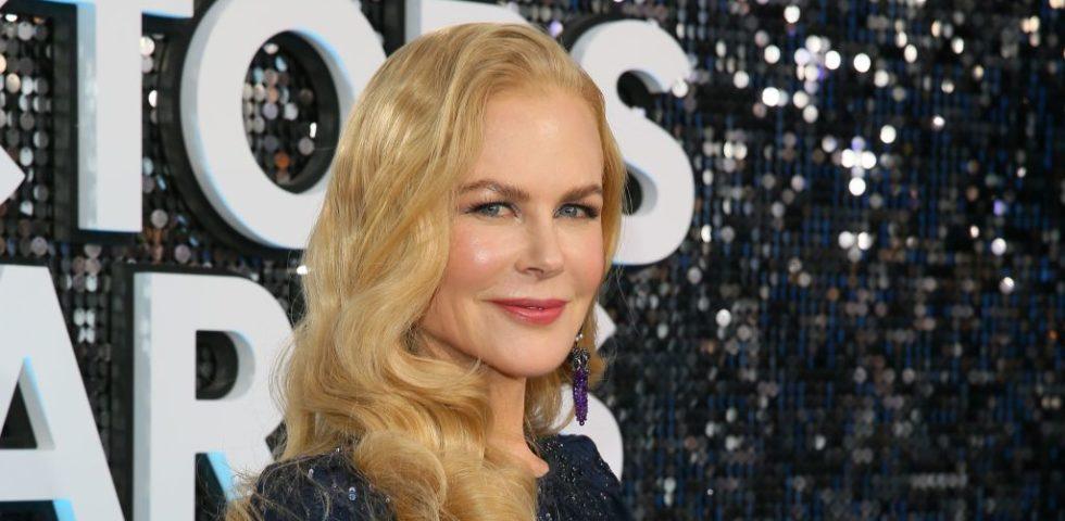 Nicole Kidman: un karaoke per i follower del marito su Instagram