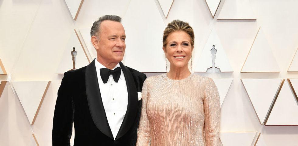 Tom Hanks scherza sul Coronavirus: niente febbre, solo tanta noia