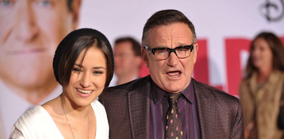 Robin Williams: la figlia Zelda scopre delle foto inedite con l'attore