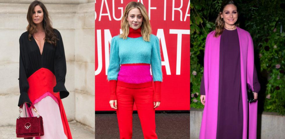 Color block: 7 modi di indossarlo