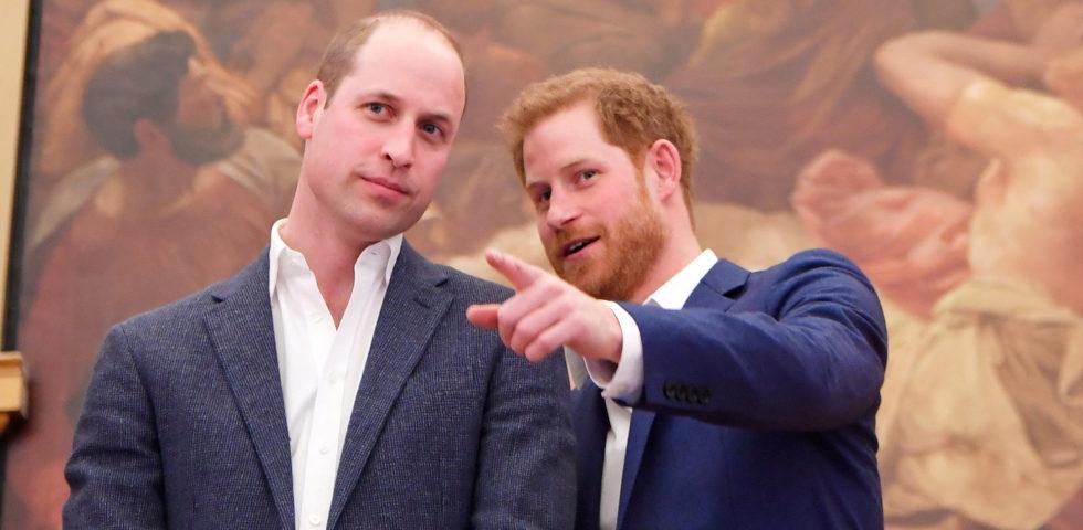 William e Harry: gli appelli dei Principi per il Coronavirus