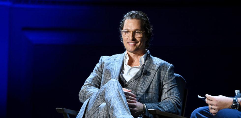 Matthew McConaughey: il suo messaggio di speranza contro il Coronavirus