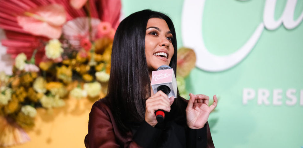 Kourtney Kardashian crede che il Coronavirus sia una punizione divina
