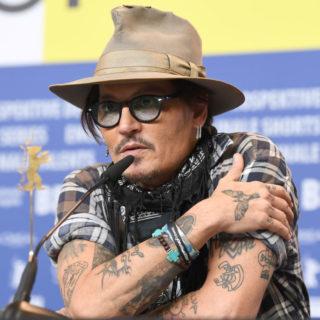 Johnny Depp lancia su Instagram un film sulla sua quarantena