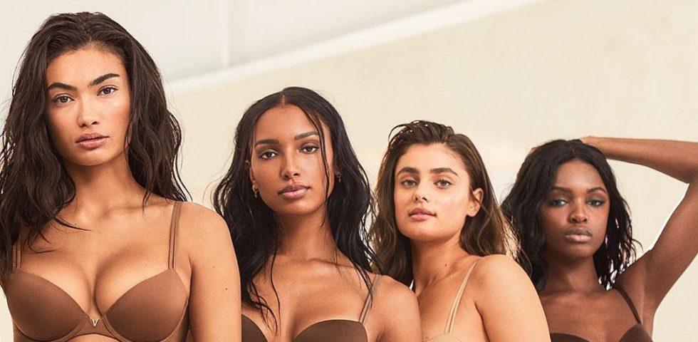 Victoria's Secret: modelle curvy e trans nella nuova campagna più inclusiva