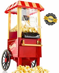 Gadgy Popcorn Machine Macchina Pop Corn Compatta Retro