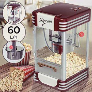 Macchina per Popcorn Stile Retro Jago