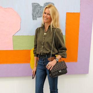 Claudia Schiffer, 50 anni al top