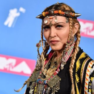 Madonna: pronta alle cure per il doloroso infortunio in tour