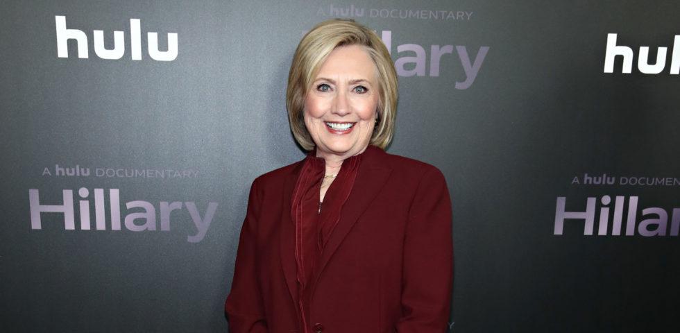 Hillary Clinton parla del suo matrimonio tormentato e del sexgate