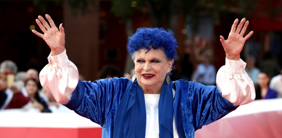 Lucia Bosé muore a 89 anni a causa del Coronavirus