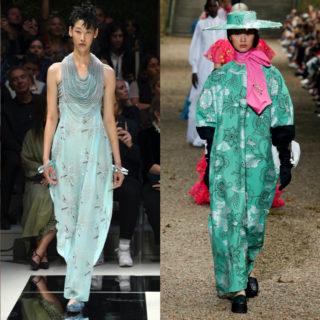 Fashion alert: tutti gli abbinamenti con il verde acqua
