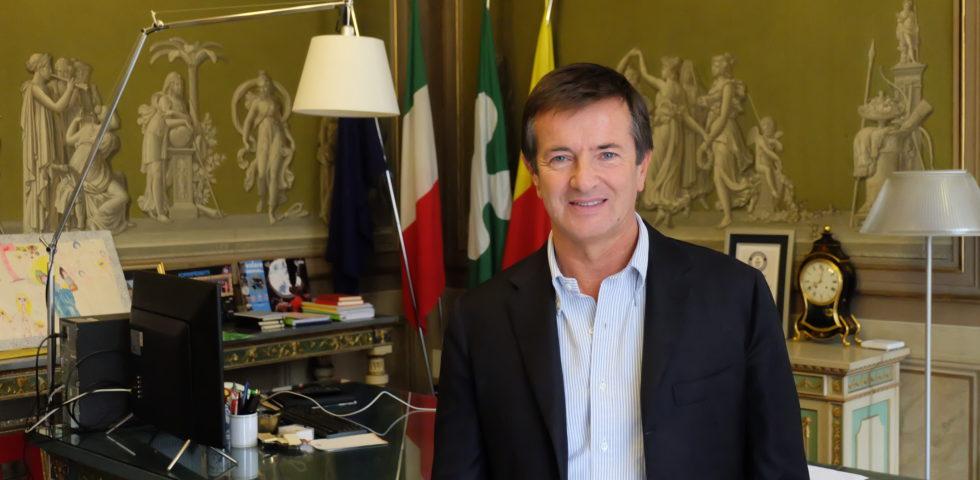 Coronavirus: Giorgio Gori riporta le figlie in Italia dal Regno Unito