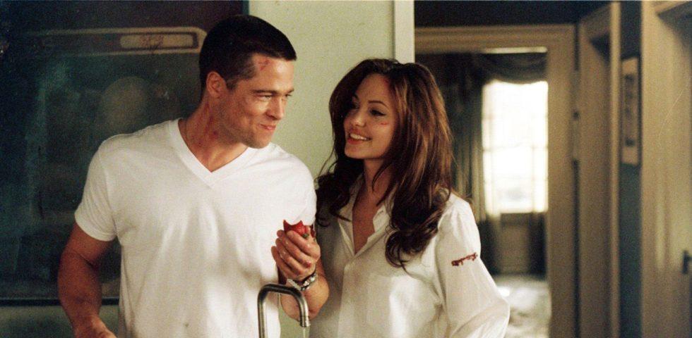 Film del giorno: Mr. and Mrs. Smith e Colazione da Tiffany