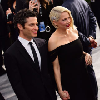 Michelle Williams: matrimonio in segreto con Thomas Kail