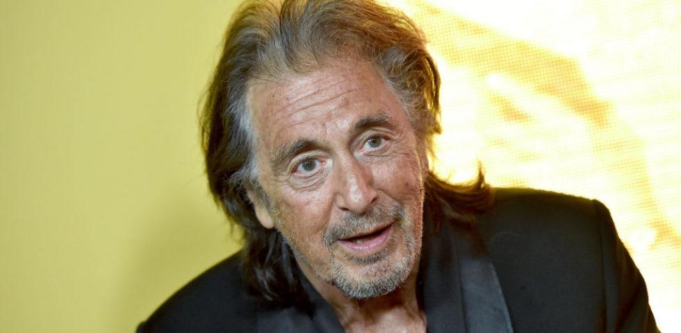 Al Pacino: la ex ritratta, la separazione solo per una questione d'età