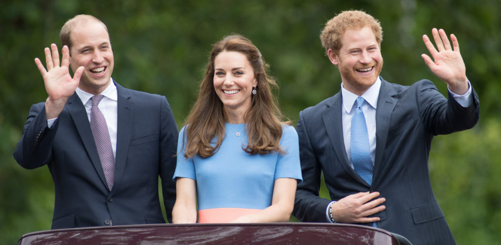 Kate Middleton devastata dall'allontanamento del Principe Harry