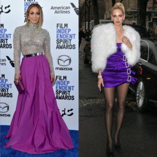 Fashion tip: come indossare e abbinare il viola