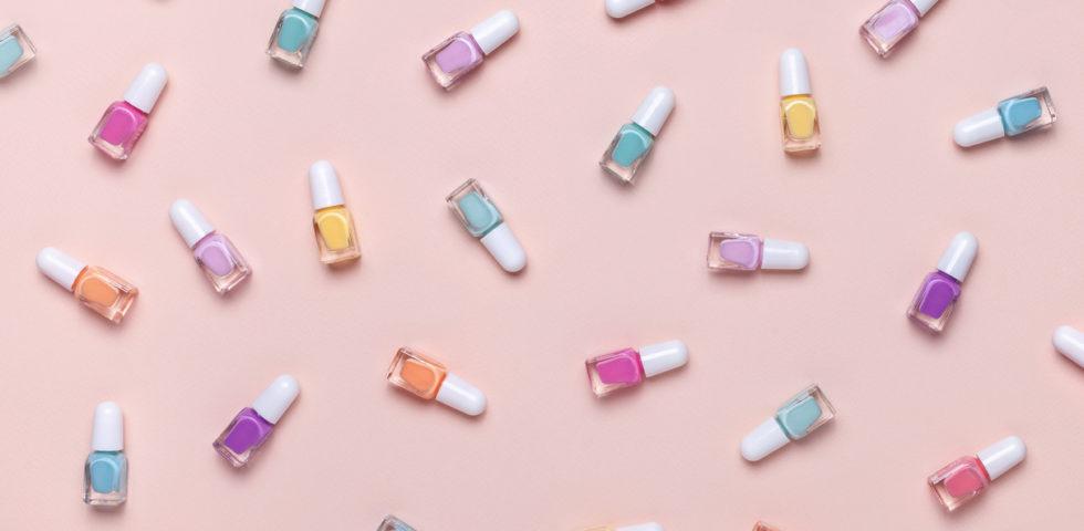 Colori pastello unghie: idee per la primavera-estate