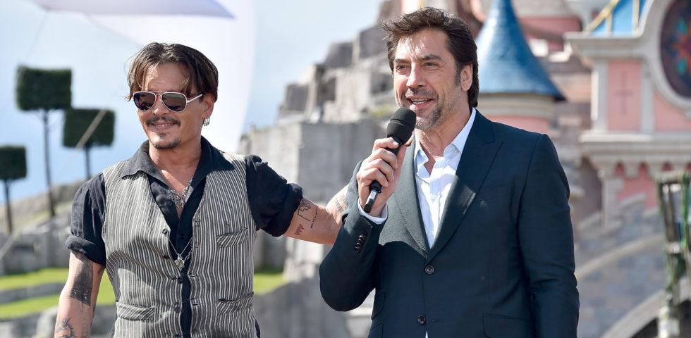 Javier Bardem difende Johnny Depp definendolo un gentiluomo