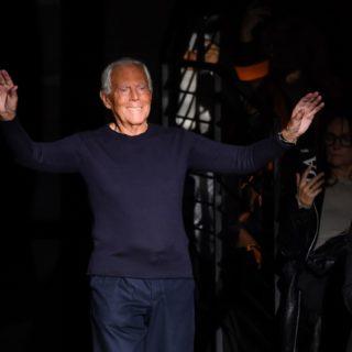 Giorgio Armani racconta il meglio del Festival di Cannes