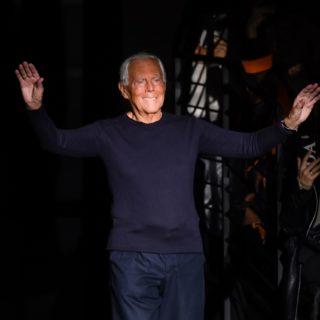 Giorgio Armani: stop alla fast fashion
