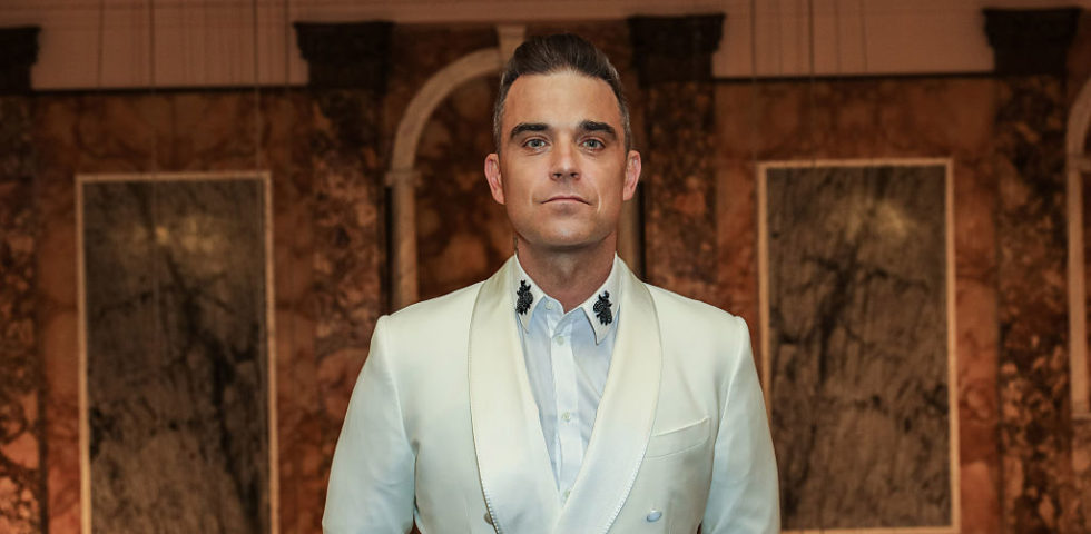 Robbie Williams si riunirà con i Take That per un concerto online