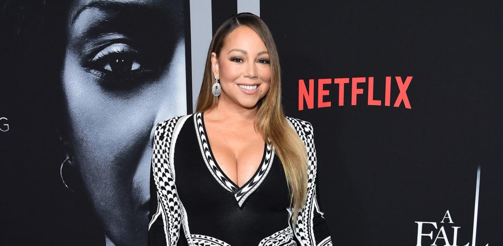 Mariah Carey spegne 12 candeline invece di 50 per il suo compleanno