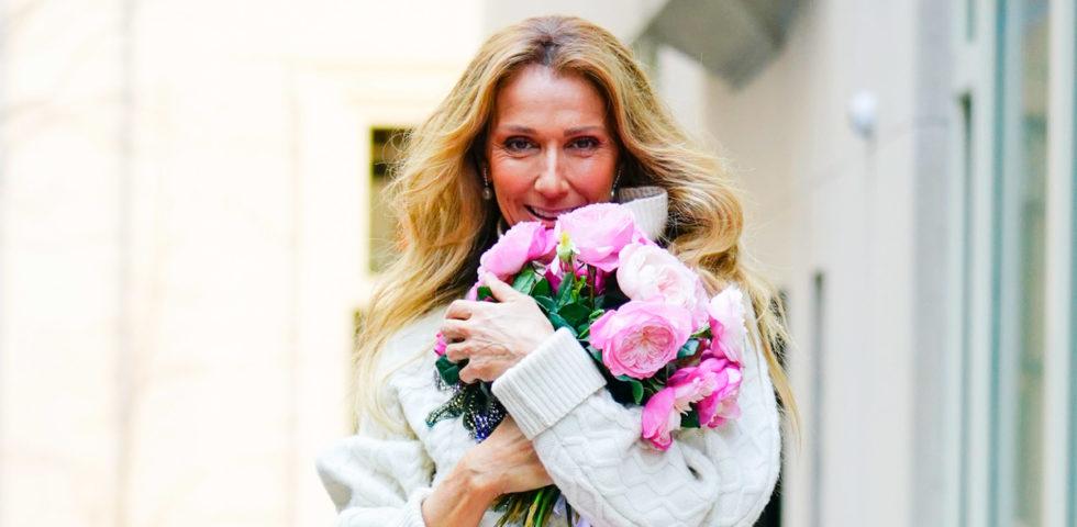 Céline Dion: lo staff festeggia il suo compleanno postando una foto da bambina
