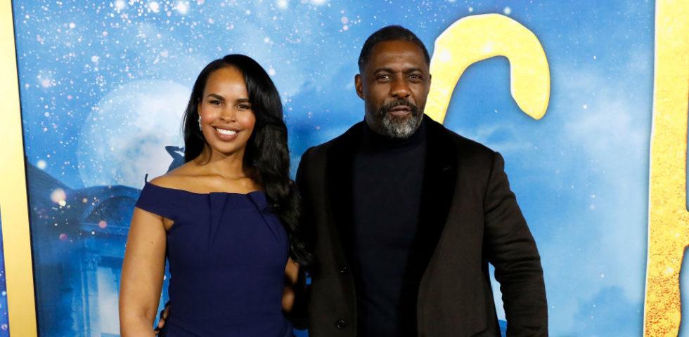 Idris Elba: guarito dal Coronavirus con la moglie non sa come tornare a casa