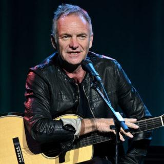 La canzone di Sting per l'amata Italia