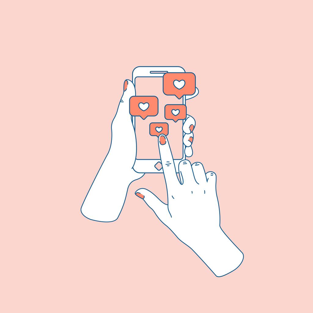 Esempio messaggi sexting per l'amore a distanza