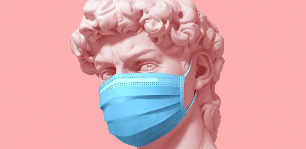Mascherina monouso: come disinfettarla per riutilizzarla