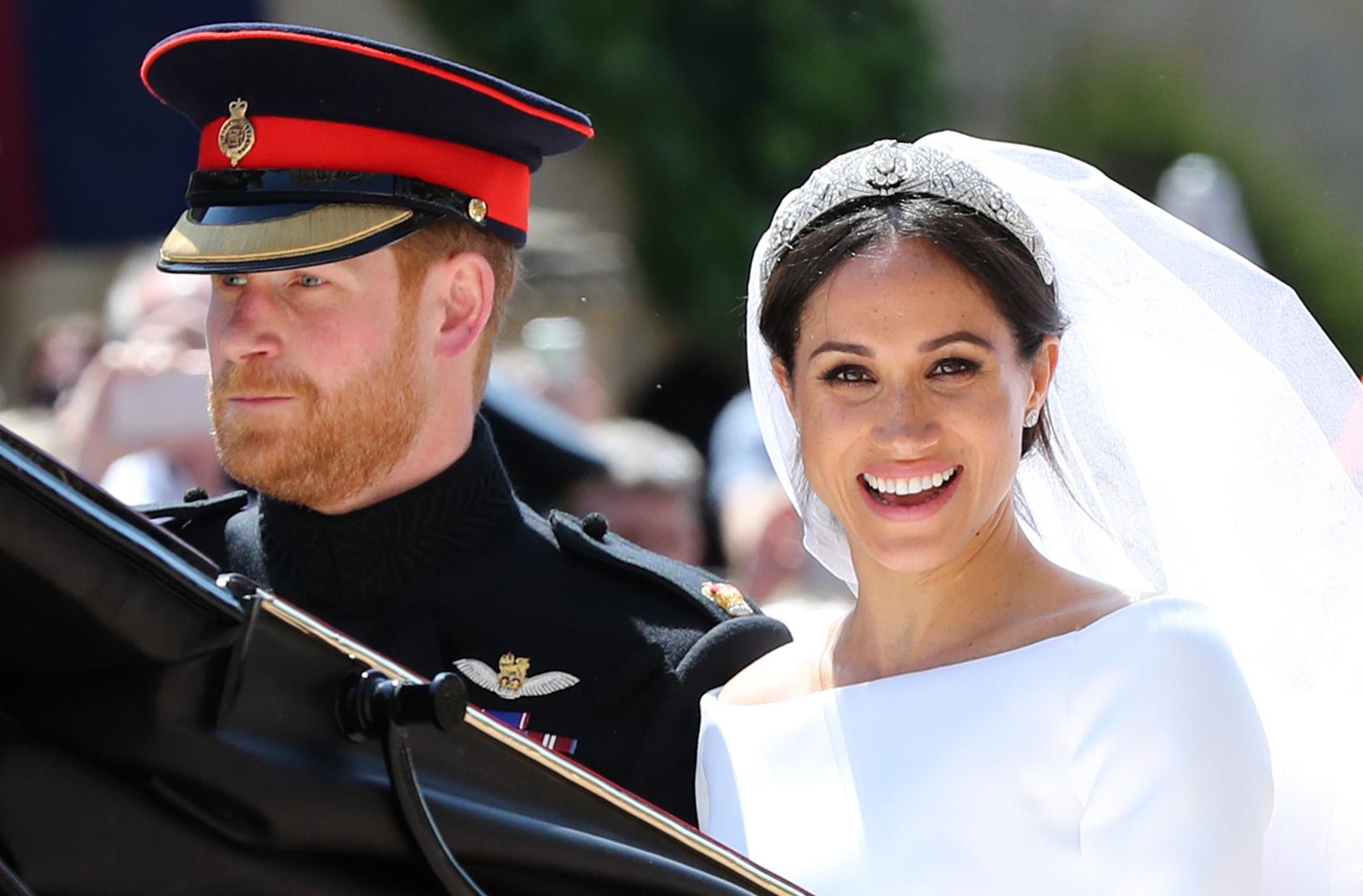 Meghan Markle: ecco perché scelse il messy bun per le sue nozze