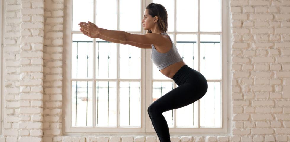 Esercizi gambe, i migliori da fare a casa