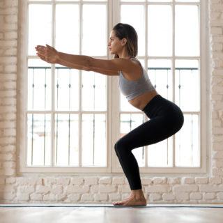 Gambe toniche e in forma con gli esercizi da fare a casa