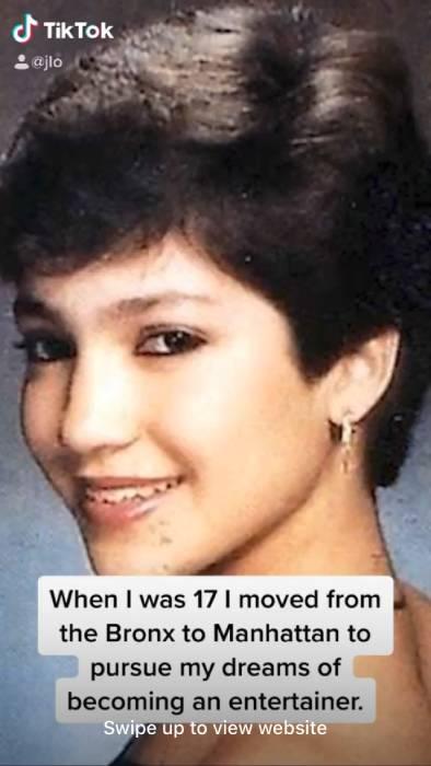 Jennifer Lopez identica alla figlia Emme in alcune foto d'archivio