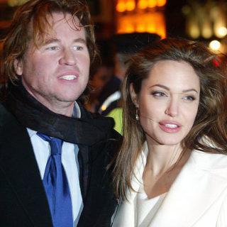 Val Kilmer svela i segreti della storia con Angelina Jolie