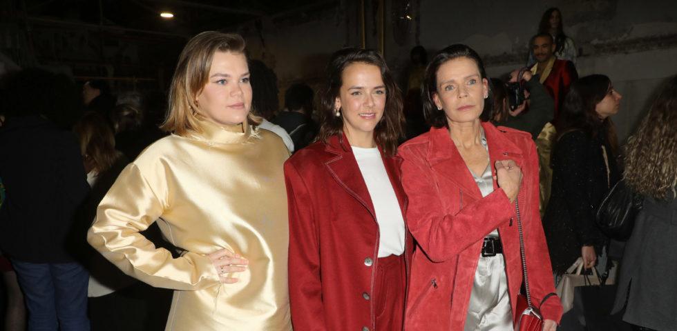 Stéphanie di Monaco: quarantena insieme alle figlie Pauline e Camille
