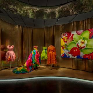 Dior: in mostra 70 anni di Haute Couture