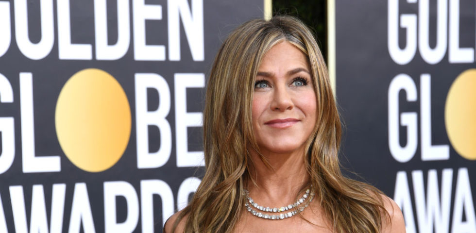 Jennifer Aniston e il terribile errore fatto durante la quarantena