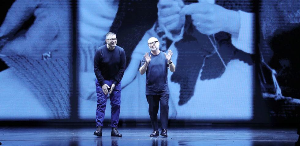 Dolce e Gabbana: la moda tornerà a essere davvero stagionale