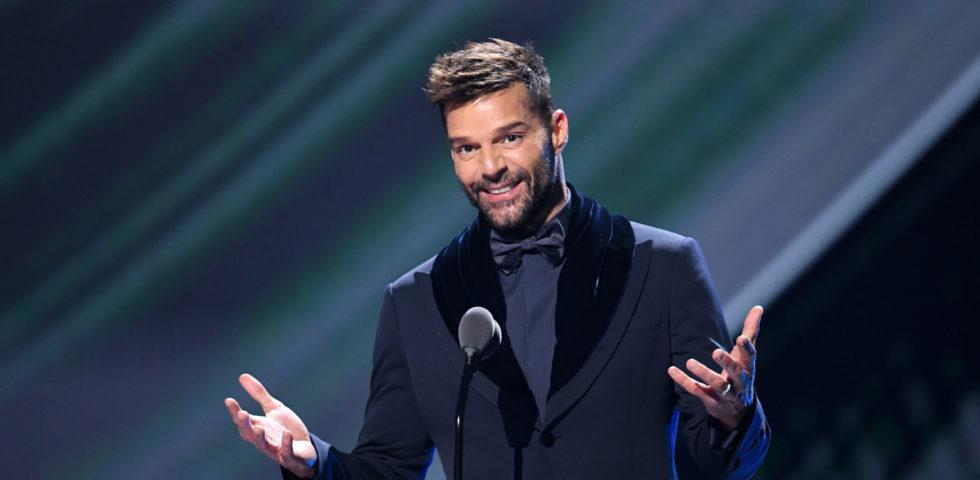 Ricky Martin: le prime foto del quarto figlio