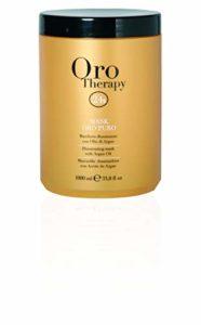Maschera Oro Puro Fanola Oro Therapy 24k