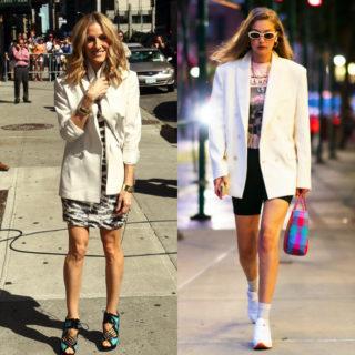 Fashion Tip: Giacca bianca, la guida agli abbinamenti