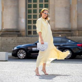 Fashion tip: che scarpe mettere con un abito lungo?